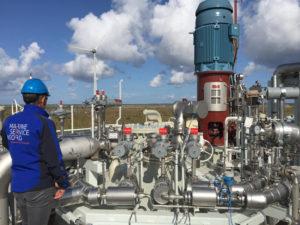 Subsidie voor vloeibaar gas, LNG, in de scheepsbouw