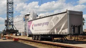 Subsidie voor recyclingmachine van schildersbedrijf bespaart afval