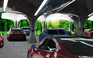 Parkeerterreinen ontwikkeld tot lokale duurzame energiecentrale