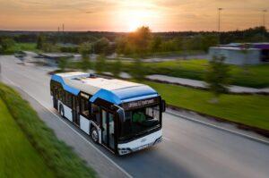 Levering waterstofbussen: Arriva en Solaris Bus & Coach sluiten overeenkomst