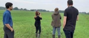 Ecologen RUG onderzoeken effect Groningse zonneparken op biodiversiteit en bodem