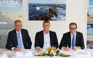 Nederlandse bedrijven werken mee aan duurzaam Aruba