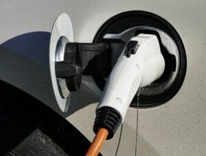 Steeds meer elektrische auto's
