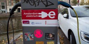 Europese proef met zonne-energie in elektrische auto's