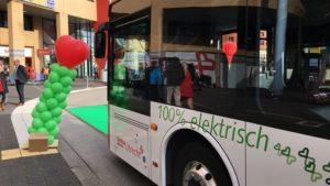 Twee zero-emissie bussen Syntus Utrecht voor Amersfoort