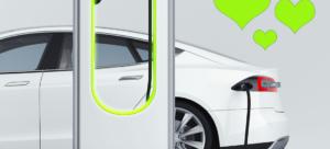 Onderzoek van Multiscope: elektrische rijder verliefd op auto