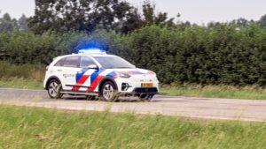 Politie start pilot emissieloze voertuigen: auto's, motoren en speed pedelecs