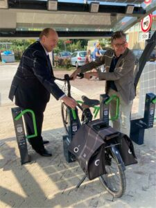 Duurzaam én innovatief je e-bike opladen
