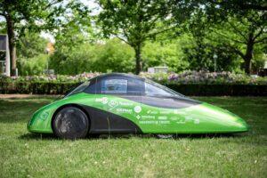 Wereldkampioen Green Team Twente onthult een van de efficiëntste waterstofauto's ter wereld