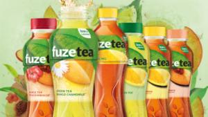 Coca-Cola Nederland introduceert nieuw ijstheemerk Fuze Tea