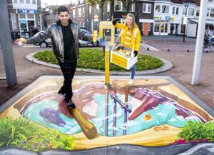 NS opent eerste watertappunt op station Alkmaar