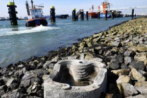 Havenbedrijf legt getijdepoelen aan in het Calandkanaal