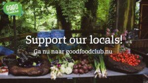 Support our Locals; dat kan bij lokale duurzame aanbieders