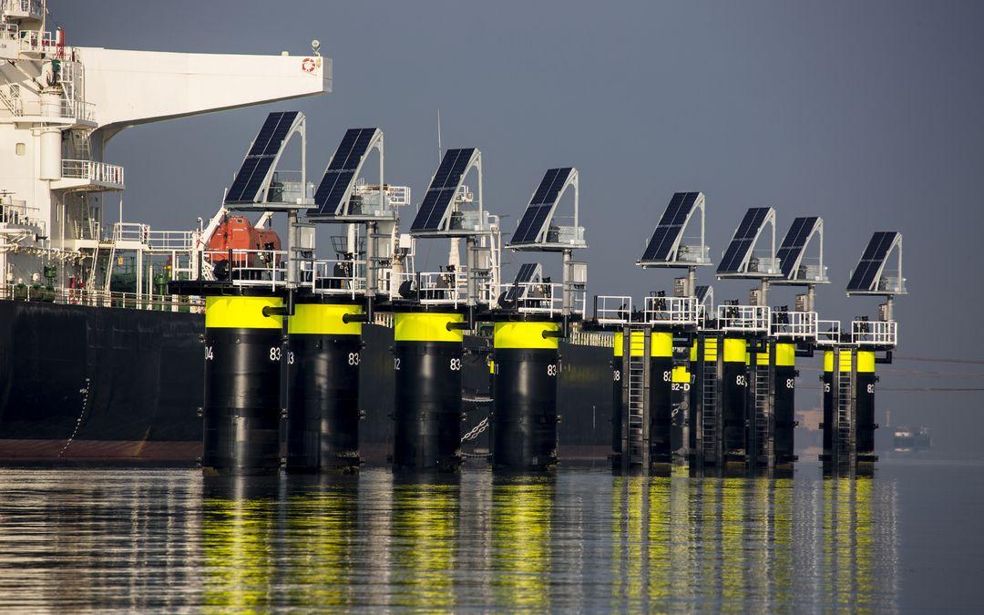 Havenbedrijf Rotterdam start campagne 'Bouwen aan een ... Havenbedrijf Rotterdam