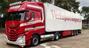 Verheijen Transport verlaagt footprint door IVECO S-WAY NP
