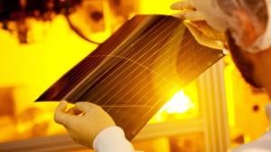 Efficiëntie van organische zonnecellen flink omhoog