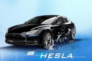 Van Tesla naar Hesla, met Holthausen op waterstof tot 1000 km