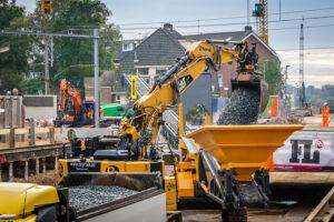 ProRail: eerste proef minder stikstof bij bouw natuurbrug Hilversum