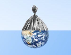 Milieu-impact recycling pbd-afval 40 procent kleiner dan bij verbranding