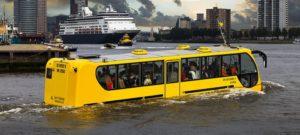 HU-studenten bedenken oplossingen voor mobiliteit: 'Waarom geen vervoer over het water?'