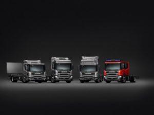 Scania introduceert nieuwe oplossingen voor duurzaam stadsvervoer