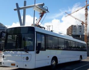 Linkker levert batterij elektrische bus met levensduur van 10 jaar