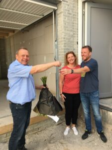 BAM Wonen levert laatste woningen op in project Zouwdalveste Maastricht