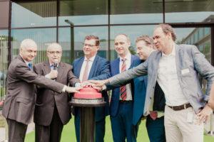 EnergyVille opent nieuw onderzoeksgebouw en stelt multi-energiesysteem van de toekomst voor