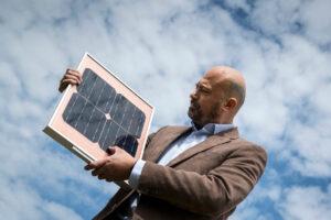 Innovatief zonnepaneel voor grootschalige productie op komst