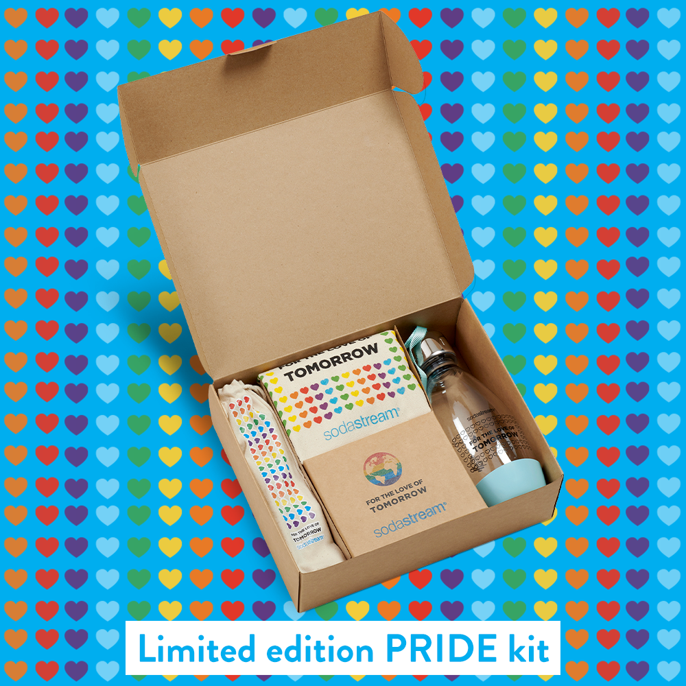 SodaStream Pride Kit 2020