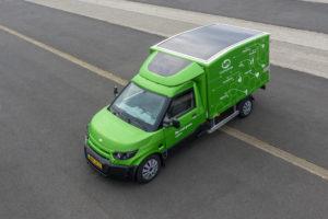 StreetScooter introduceert volledig emissievrij koel- vriesvoertuig