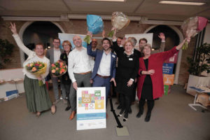 iwell wint Global Goals Social Impact Challenge