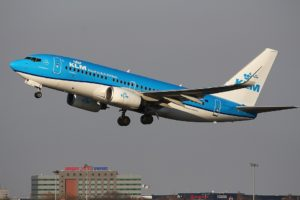 KLM vliegt duurzaam naar nieuwe bestemming Växjö