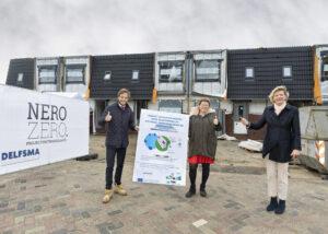NeroZerowoningen: bewoners en onderzoekers werken samen in duurzaam project