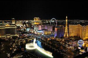 Casino's in Las Vegas steeds klimaatvriendelijker bezig
