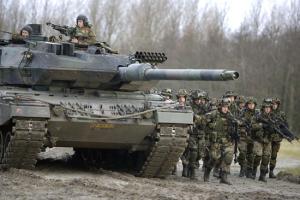 Defensie verklaart oorlog aan fossiele brandstoffen
