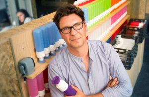 """Dopper-oprichter wil wereld veranderen met """"social enterprise"""""""