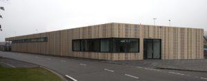 Schiphol opent duurzaam gebouwd mortuarium