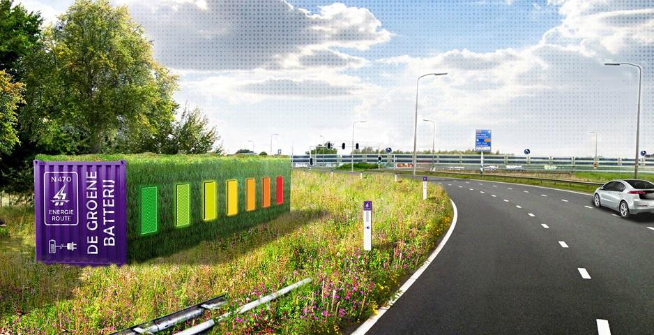 duurzame weg