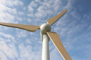 Grote rotorbladen lichter en toch recyclebaar