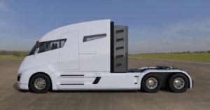 Nikola Motor krijgt zevenduizend bestellingen voor elektrische vrachtwagen