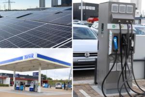 Century Autogroep maakt zich, met gerealiseerd zonnepanelenpark, op voor toekomst