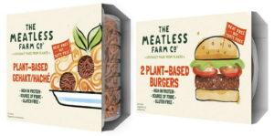Plant based meat loopt in op de vleesindustrie