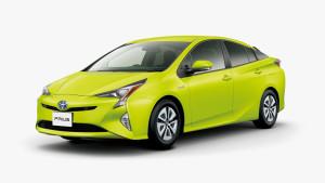 Toyota maakt auto's zuiniger met speciale verflaag