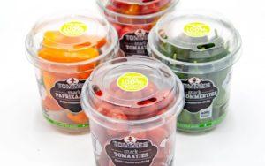 Tommies snackgroenten bij Jumbo voortaan in 100% gerecycleerde verpakking