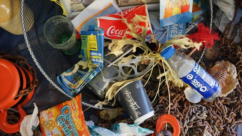 wegwerpplastics
