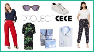 Project Cece, de duurzame en eerlijke kleding zoekmachine maakt de bewuste keuze makkelijk.