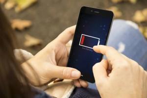 Nieuwe batterijtechnologie houdt smartphone een week in leven