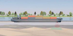 Smart Shipping Challenge: stap naar slimme en veilige binnenvaart