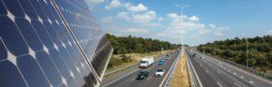 A50 bij Uden wordt Solar Highway